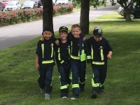 Brandschutz für Kinder 1